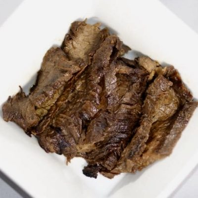 Teryaki Flank Steak